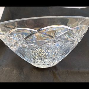 Waterford Crystal Bowl-NWT